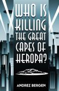 Who is killing the great capes of Heropa_Cover